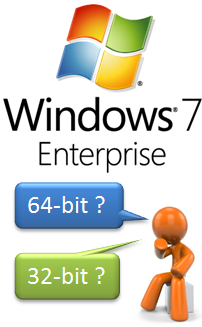 Windows 7 64 bit vs 32 bit otimiza o de desktop for Arquitectura 32 o 64 bits